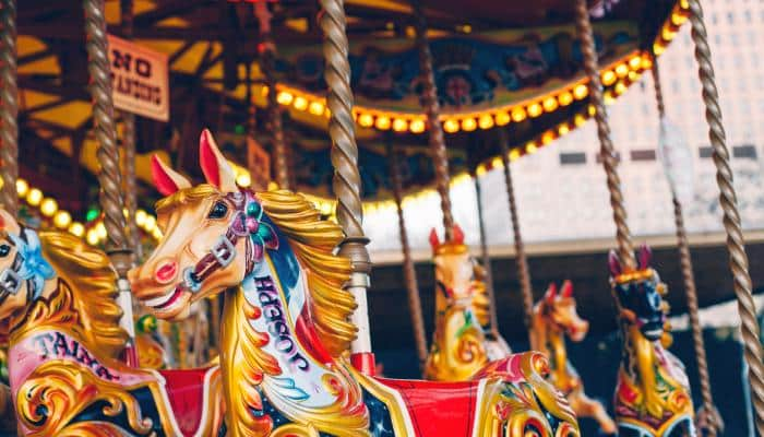 Web Marketing Merry Go Round