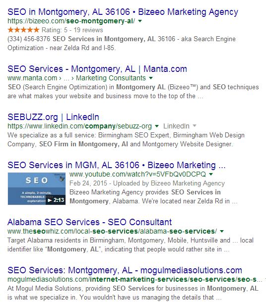 Video Search Montgomery AL 36106