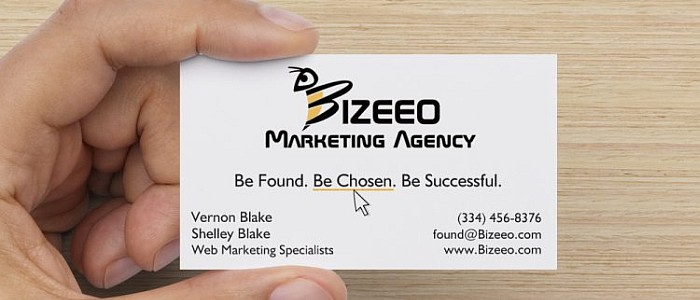 Business Card Design Montgomery AL 36106