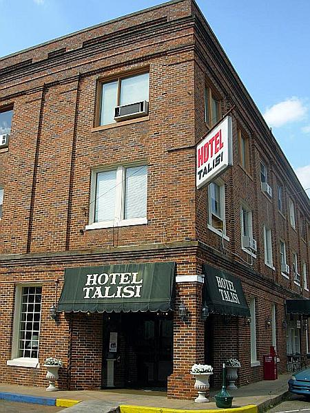 Hotel Talisi in Tallassee, Alabama