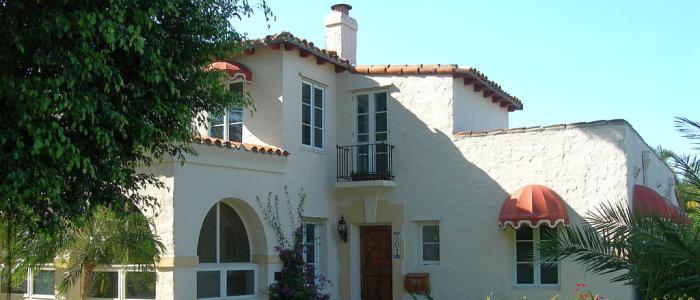 Online Lead Generation in Boca Raton, FL - photo of historic home in Boca