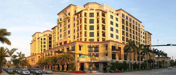 Online Marketing in Boca Raton, FL - photo of Palmetto Park Rd and Mizner Blvd intersection in Boca