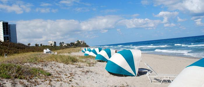 SEO in Boca Raton, FL - photo of beach at Boca Raton