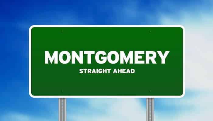 Montgomery Highway Billboard - Straight Ahead