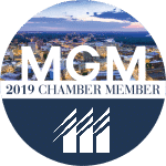2019 Montgomery Chamber Membership Decal